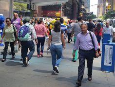 cool Crece la población de NY