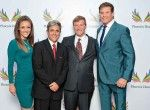 David Hasselhoff and other Phoenix House supporters celebrated the victories of young people over substance abuse at the 10th Annual Triumph for Teens Awards Gala.