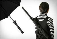 katana umbrella