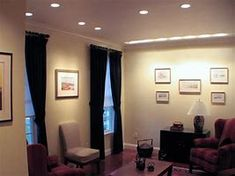 Image Result For Accent Lighting In And Outside Homes Apartment Interior Design Living