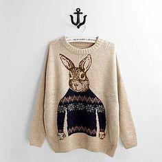 Bunny Sweater//
