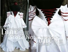 Japanese animation Pandora hearts Alice COSPLAY Costumes free shipping brand new arrival CCF0017