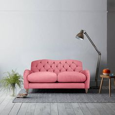 15 Small Velvet Sofas Perfect For Compact Spaces #velvet #sofas #smallpaces