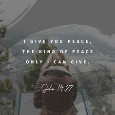 Faith and peace