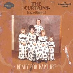 Another 5-person Gospel Quartet.  Judging from their name, we know where their clothes came from.