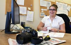The Examiner has a new journo! Bondy Georgina Bayly joins the Glen Innes Examiner editorial team.