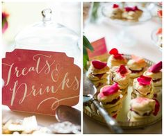 Treat,Drinks,Sign,Cake Drink Signs, Bridal Shower, Treats, Drinks, Cake, House, Shower Party, Sweet Like Candy, Pie Cake