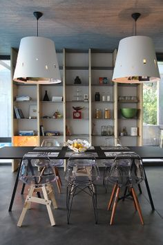 house in Athens, kitchen, architect Aris Giannopoulos