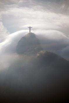 Corcovado, Rio de Janeiro #Brasil