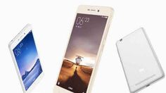 Xiaomi redmi 4 untuk datang dengan chipset Helio X20