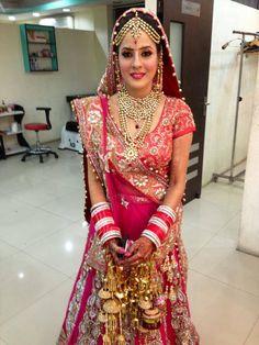 indian bride :)
