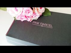 Pink Parce - it's a monthly thing August Box!!