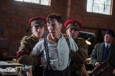 """""""The Imitation Game"""": Als großer Denker verkannt, als Kriegsheld verurteilt - Benedict Cumberbatch brilliert im Film als Mathematiker Alan Turing. Zur Filmkrtik: http://www.nachrichten.at/freizeit/kino/filmrezensionen/The-Imitation-Game-Als-grosser-Denker-verkannt-als-Kriegsheld-verurteilt;art12975,1618054 (Bild: Jack English)"""