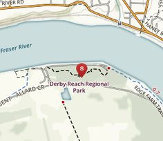 Derby Reach Regional Park is a mile moderately trafficked loop trail located near Langley, British Columbia, Canada that features a river and. Regional, British Columbia, Derby, Trail, Hiking, Canada, Bike, Park, Frases