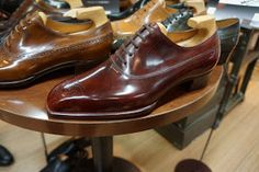 The Shoe Snob: Japanese Shoemaking Shoe Porn (At it's finest my friends)
