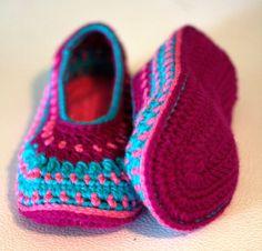 pantoufles chaussette chausson femme fille au par MamzelleSemmele