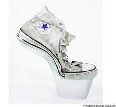 Converse heels!