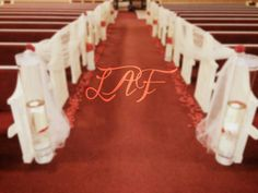 Lavish Affairs Wedding Ceremony Decor!