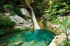 Messinia | Polylimnio Greece