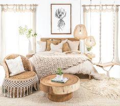natural home decor Abby Pendant Light Room Ideas Bedroom, Home Decor Bedroom, Nature Bedroom, Nature Inspired Bedroom, Zen Home Decor, Bedroom Inspo, Bedroom Designs, New Room, Home Decor Inspiration