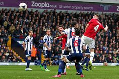 Jones put United ahead with a first-half header