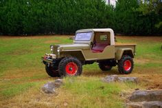 Jeeps with truck cabs - Page 6 - Pirate4x4.Com