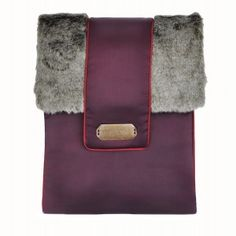 Lola Victoria Design - etui tablet iPad Very Furry - PolscyProjektanci.com