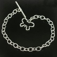5 pcs Stainless Steel chain BUTTERFLY  OT Clasp  by jewelrygo, $5.99
