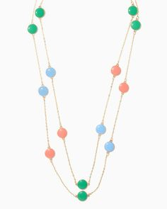 Prime Colorpop Layered Necklace