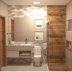 Banheiros modernos: 57 modelos para você se inspirar! – Dicas Decor