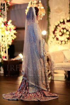 Join Pakistan Matrimony Sites for Finding Your Better Half Desi Bride, Desi Wedding, Wedding Wear, Wedding Attire, Pakistan Wedding, Pakistani Wedding Dresses, Walima Dress, Asian Bridal, Wedding Gallery
