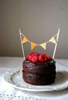 Gluten-Free Vegan Chocolate Cake   Pass the Cocoa