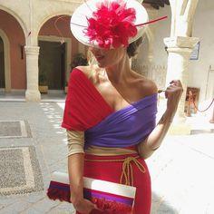 "2,267 Me gusta, 138 comentarios - Miaventuraconlamoda (@helenacueva) en Instagram: ""Aquí tenéis mi look de boda!!!!!!!! Espero que os guste!!!!!! Hasta luego!!!!!  . Vestido:…"""