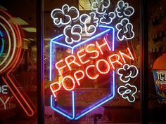 popcorn i would like this sign