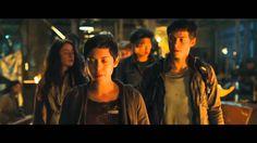 Maze Runner: The Scorch Trials Trailer Movie 2015 - 2nd Official Trailer HD