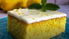 Vanilla Cake, Juice, Cheesecake, Deserts, Lemon, Pudding, Ice Cream, Sweets, Candy