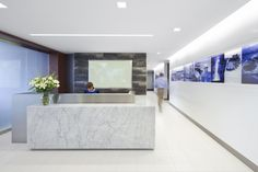 Mining company Tronox has moved into an excellent space located in Stamford, CT and was designed by Perkins Eastman