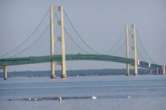 Mackinac Bridge - Michigan-Most Extreme Bridges Around The World
