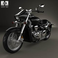 Suzuki Intruder M1500 2013 3d model from humster3d.com. Price: $75