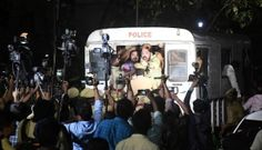 Income-Tax officials searched Jayalalithaa�s Chennai house