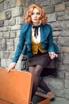 Inside the Case post Cosplay Diy, Disney Cosplay, Cute Cosplay, Cosplay Outfits, Cosplay Girls, Hp Harry Potter, Harry Potter Cosplay, Harry Potter Outfits, Hogwarts Uniform