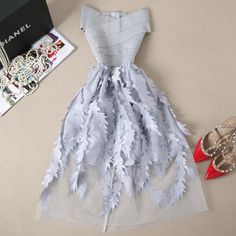10c858d78bd9b Young Gee Ball Gown in 2019   women apparel   Lace Dress, Elegant ...