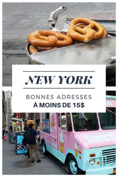 Pas besoin de se ruiner à New York! Voici mes recommandations où manger à moins de 15$! #voyage #newyork #foodie #NYC #oumanger Restaurant New York, Ny Food, Ville New York, Voyage New York, Nyc, Blog Voyage, New York Travel, Foodie Travel, Travel Around The World