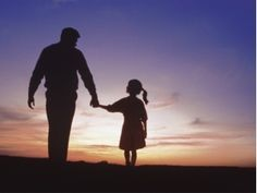 Father and daughter bond