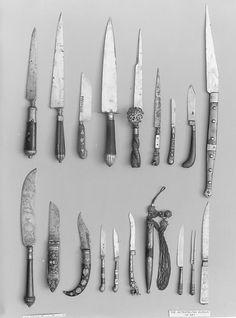 Knives, 18th century, Swiss? The Metropolitan Museum of Art