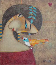Peter Mitchev「Dreams」