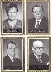 Suomen presidentit 1919-2012 (12 korttia) | Perromania - pieni postikorttikauppa