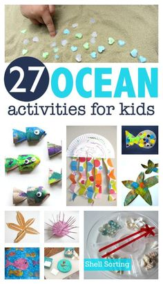27 Ocean Activities For Kids