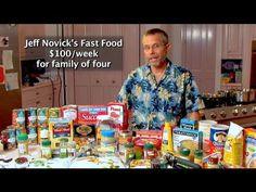 Jeff Novick's FAST FOOD - EXCERPT
