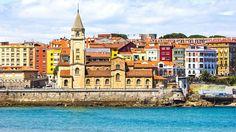 Gijón y su relación con el mar